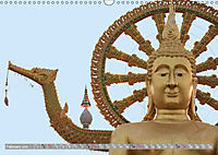 BUDDHA - Harmony and Meditation (Wall Calendar 2019 DIN A3 Landscape) - Produktdetailbild 2