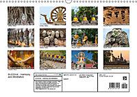 BUDDHA - Harmony and Meditation (Wall Calendar 2019 DIN A3 Landscape) - Produktdetailbild 13