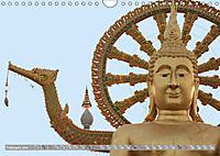 BUDDHA - Harmony and Meditation (Wall Calendar 2019 DIN A4 Landscape) - Produktdetailbild 2