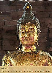BUDDHA in GOLD (Wandkalender 2019 DIN A2 hoch) - Produktdetailbild 7