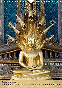 BUDDHA in GOLD (Wandkalender 2019 DIN A4 hoch) - Produktdetailbild 9