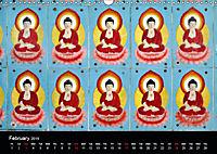 Buddha The Master of Zen (Wall Calendar 2019 DIN A3 Landscape) - Produktdetailbild 2