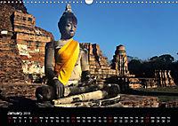 Buddha The Master of Zen (Wall Calendar 2019 DIN A3 Landscape) - Produktdetailbild 1