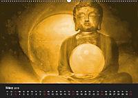 Buddha und Yin Yang (Wandkalender 2019 DIN A2 quer) - Produktdetailbild 3