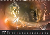 Buddha und Yin Yang (Wandkalender 2019 DIN A2 quer) - Produktdetailbild 2