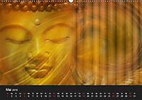 Buddha und Yin Yang (Wandkalender 2019 DIN A2 quer) - Produktdetailbild 5