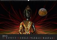 Buddha und Yin Yang (Wandkalender 2019 DIN A2 quer) - Produktdetailbild 6