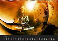 Buddha und Yin Yang (Wandkalender 2019 DIN A2 quer) - Produktdetailbild 7