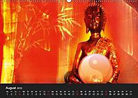 Buddha und Yin Yang (Wandkalender 2019 DIN A2 quer) - Produktdetailbild 8