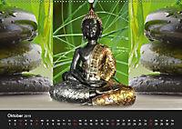 Buddha und Yin Yang (Wandkalender 2019 DIN A2 quer) - Produktdetailbild 10