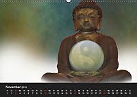 Buddha und Yin Yang (Wandkalender 2019 DIN A2 quer) - Produktdetailbild 11