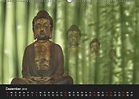Buddha und Yin Yang (Wandkalender 2019 DIN A2 quer) - Produktdetailbild 12