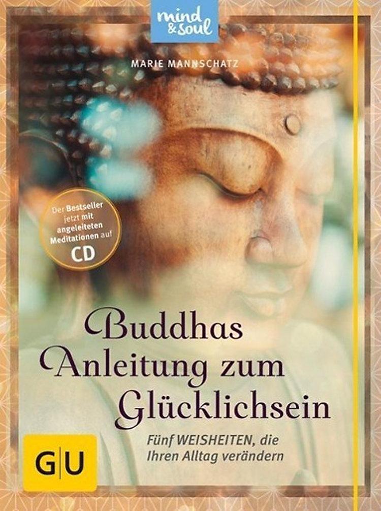 Buddhas Anleitung Zum Glücklichsein M Audio Cd Buch