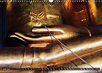 Buddhas deep in the rock (Wall Calendar 2019 DIN A3 Landscape) - Produktdetailbild 6