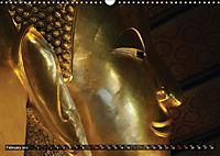 Buddhas deep in the rock (Wall Calendar 2019 DIN A3 Landscape) - Produktdetailbild 2
