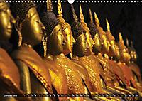Buddhas deep in the rock (Wall Calendar 2019 DIN A3 Landscape) - Produktdetailbild 1