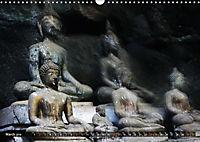 Buddhas deep in the rock (Wall Calendar 2019 DIN A3 Landscape) - Produktdetailbild 3