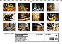 Buddhas deep in the rock (Wall Calendar 2019 DIN A3 Landscape) - Produktdetailbild 13