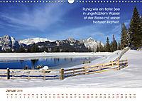 Buddhistische Weisheiten 2019. Sprichwörter in Bildern (Wandkalender 2019 DIN A3 quer) - Produktdetailbild 1
