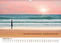 Buddhistische Weisheiten 2019. Sprichwörter in Bildern (Wandkalender 2019 DIN A3 quer) - Produktdetailbild 9