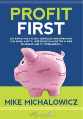 budrich inspirited: Profit First, Mike Michalowicz