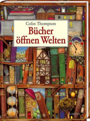 Bücher öffnen Welten, Colin Thompson