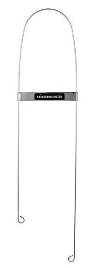 Bügelhilfe Bügel-Clou 600mm Edelstahl für Ärmel - Produktdetailbild 2