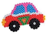Bügelperlen XL, 950tlg. (Farbe: Grundfarben) - Produktdetailbild 2