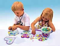 Bügelperlen XL, 950tlg. (Farbe: Pastellfarben) - Produktdetailbild 2