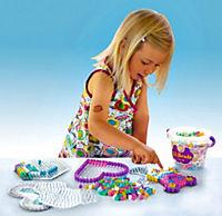 Bügelperlen XL, 950tlg. (Farbe: Pastellfarben) - Produktdetailbild 4