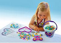 Bügelperlen XL, 950tlg. (Farbe: Pastellfarben) - Produktdetailbild 3