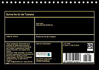 Bühne frei für die Toskana (Tischkalender 2019 DIN A5 quer) - Produktdetailbild 13