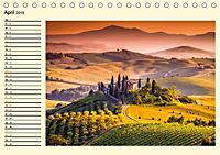 Bühne frei für die Toskana (Tischkalender 2019 DIN A5 quer) - Produktdetailbild 4