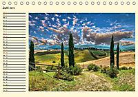 Bühne frei für die Toskana (Tischkalender 2019 DIN A5 quer) - Produktdetailbild 6
