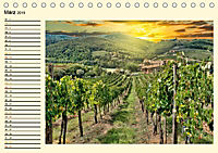 Bühne frei für die Toskana (Tischkalender 2019 DIN A5 quer) - Produktdetailbild 3