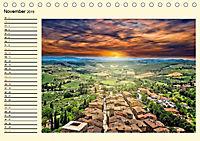 Bühne frei für die Toskana (Tischkalender 2019 DIN A5 quer) - Produktdetailbild 11