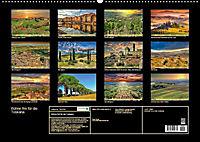 Bühne frei für die Toskana (Wandkalender 2019 DIN A2 quer) - Produktdetailbild 13