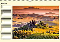 Bühne frei für die Toskana (Wandkalender 2019 DIN A3 quer) - Produktdetailbild 4