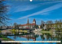 Bühne frei für Ulm an der Donau (Wandkalender 2019 DIN A3 quer) - Produktdetailbild 2