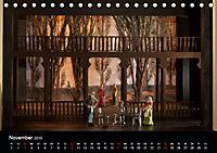 Bühnenbildmodelle (Tischkalender 2019 DIN A5 quer) - Produktdetailbild 11