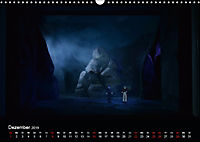 Bühnenbildmodelle (Wandkalender 2019 DIN A3 quer) - Produktdetailbild 12