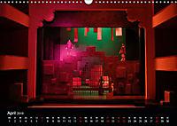 Bühnenbildmodelle (Wandkalender 2019 DIN A3 quer) - Produktdetailbild 4