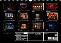 Bühnenbildmodelle (Wandkalender 2019 DIN A3 quer) - Produktdetailbild 13