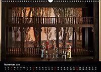 Bühnenbildmodelle (Wandkalender 2019 DIN A3 quer) - Produktdetailbild 11