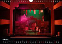 Bühnenbildmodelle (Wandkalender 2019 DIN A4 quer) - Produktdetailbild 4