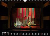 Bühnenbildmodelle (Wandkalender 2019 DIN A4 quer) - Produktdetailbild 10