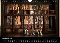 Bühnenbildmodelle (Wandkalender 2019 DIN A4 quer) - Produktdetailbild 11