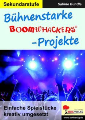 Bühnenstarke Boomwhacker-Projekte, Sabine Bundle
