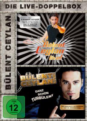 Bülent Ceylan: Die Live-Doppelbox, Bülent Ceylan