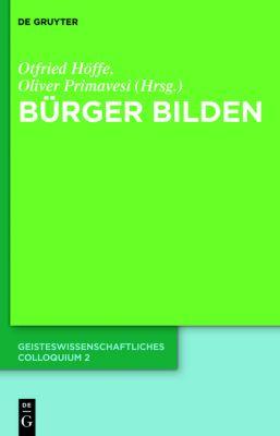 Bürger bilden -  pdf epub